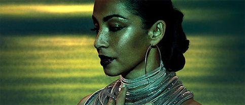 El nuevo disco de Sade arrasa en las listas de ventas