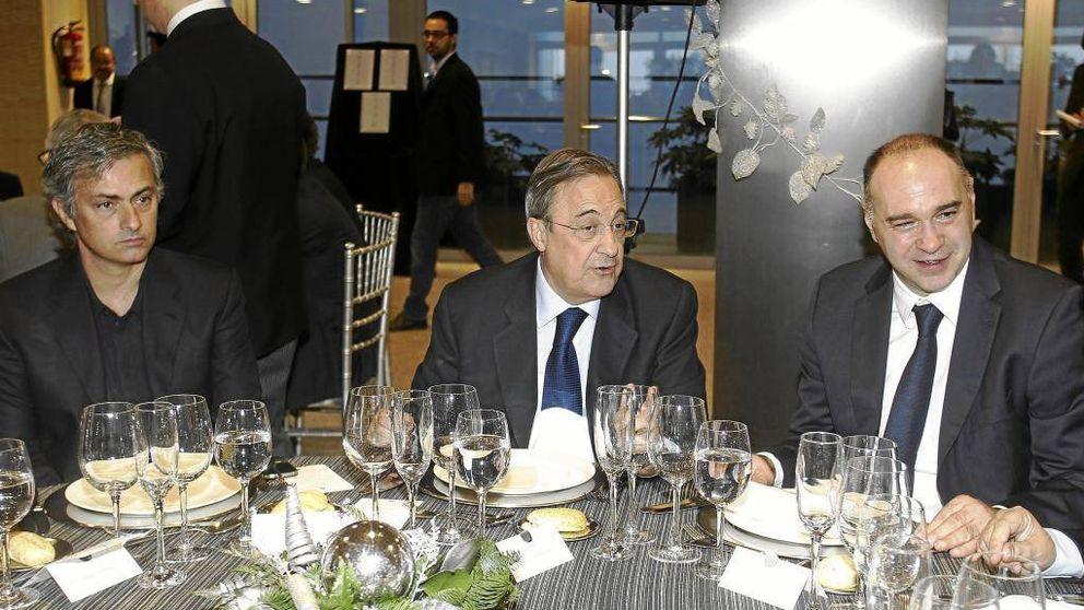 Por qué Pablo Laso es el único técnico que repite en la mesa de Florentino