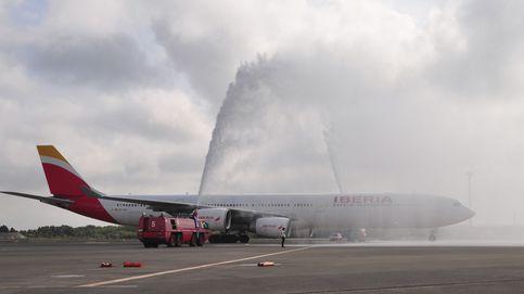 Iberia logra en 2016 ser la aerolínea más puntual del mundo