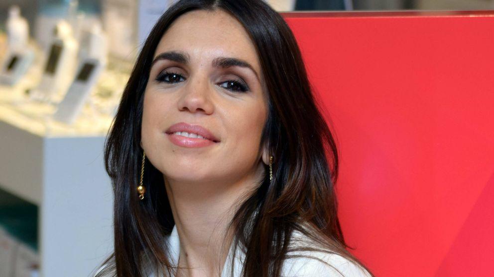 Elena Furiase, harta de la coñita con el momento viral 'abril-cerral' de 'Password'