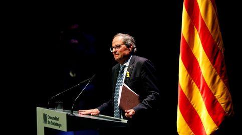 Quim Torra: portazo a Sánchez y pasa la pelota de liderar la revuelta a la gente