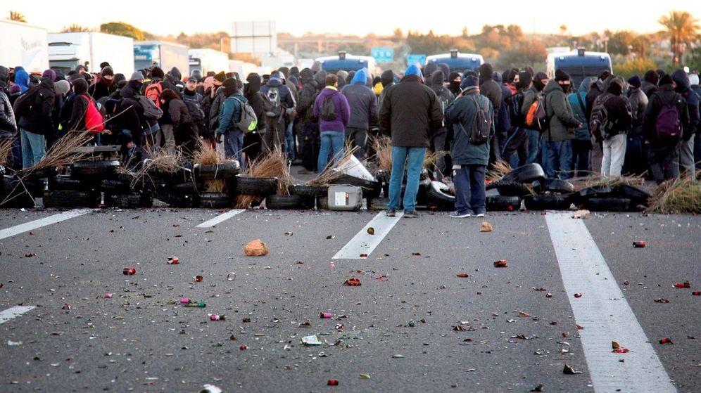 Foto: Los CDR llaman a los ciudadanos a la desobediencia y a tomar las calles. (EFE)