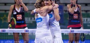 Post de Los mejores puntos de las finales del Murcia Open de pádel