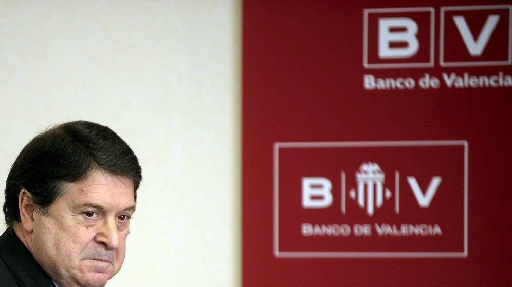 Foto: El expresidente de la Generalitat, José Luis Olivas. (EFE)