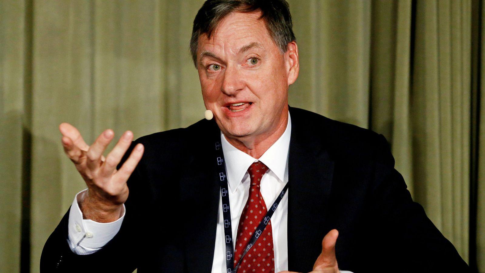 Foto: Charles Evans, presidente de la Reserva Federal. (Reuters)