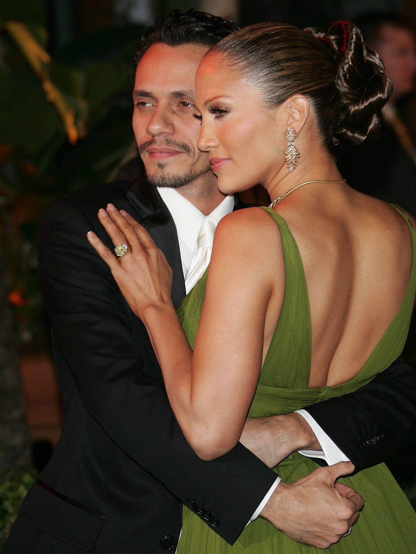 Con Marc Anthony ha vivido su relación matrimonial más duradera. (Getty)