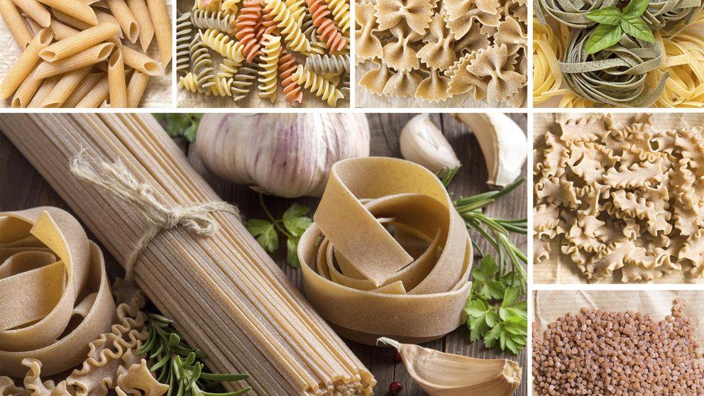 Cinco alternativas a la pasta que deberías probar si quieres adelgazar