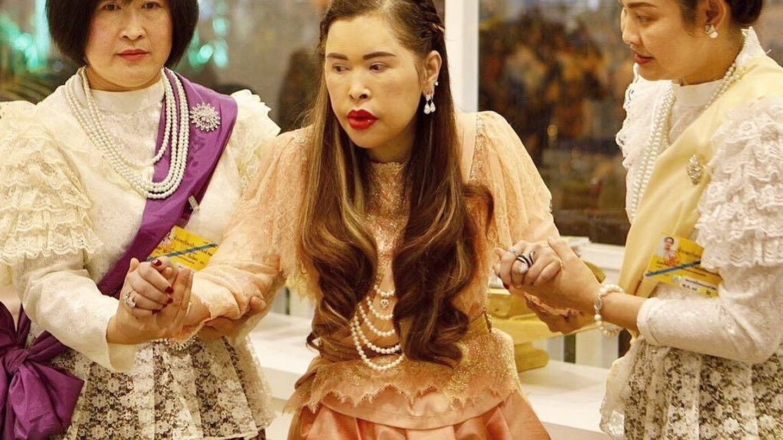 La princesa Chulabhorn de Tailandia. (IG @thairoyalfamily)