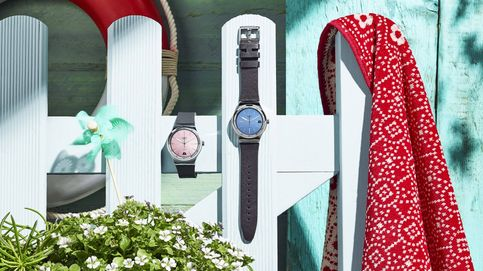 Swatch y Hackett London: unidos por la creatividad