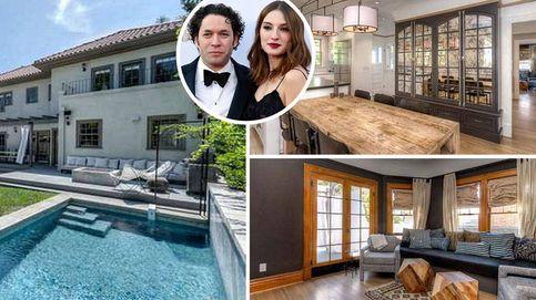 Así es la mansión que Gustavo Dudamel vende por 3 millones de dólares en Los Ángeles