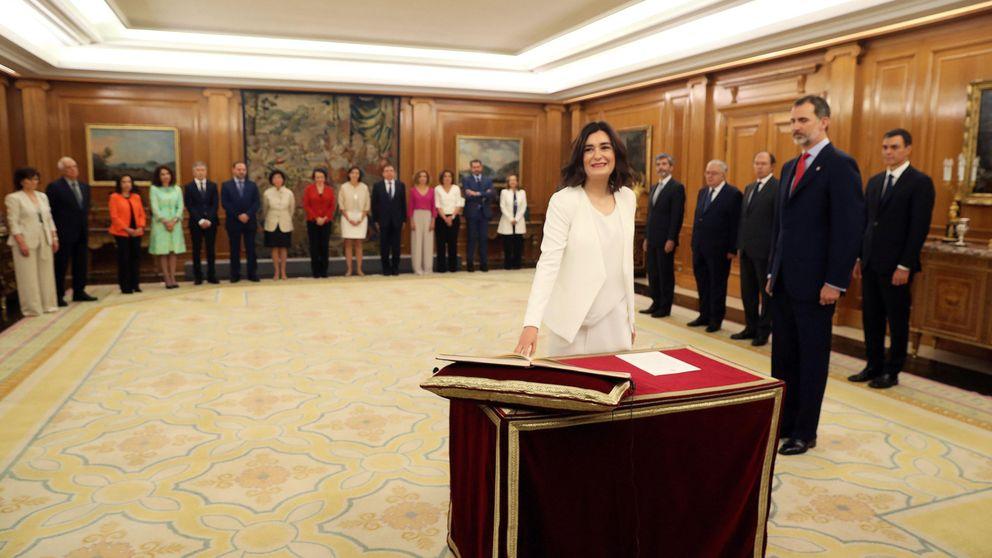 El PSOE ve inevitable la dimisión de Montón: No queda otra salida