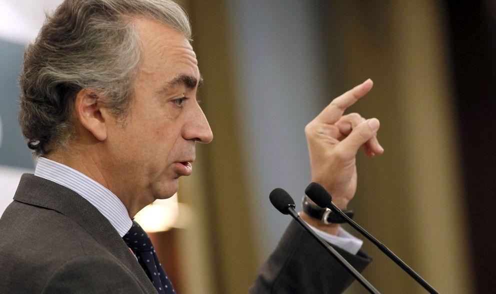 El secretario de Estado de Hacienda, Miguel Ferre. (EFE)