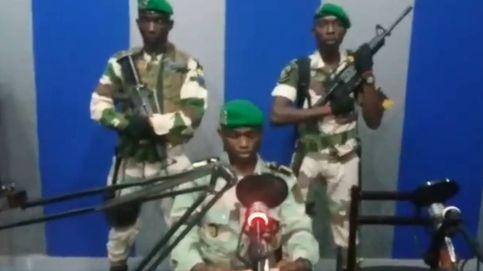 Un golpe de estado en Gabón amenaza el poder de la familia Bongo