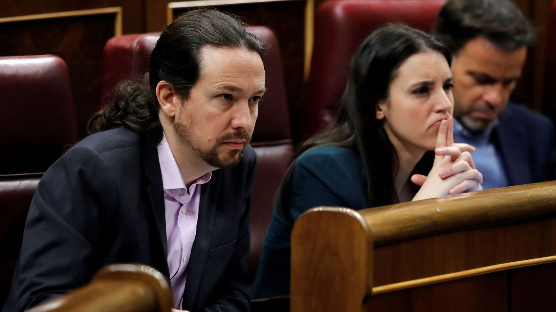 Iglesias y Montero cancelan su agenda tras el ingreso hospitalario de sus hijos mellizos