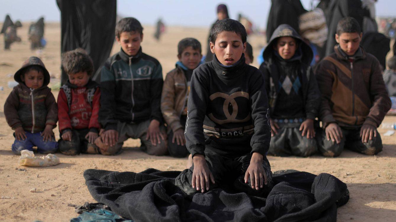 El plan de las familias de los yihadistas para que Francia deba repatriar a niños del ISIS