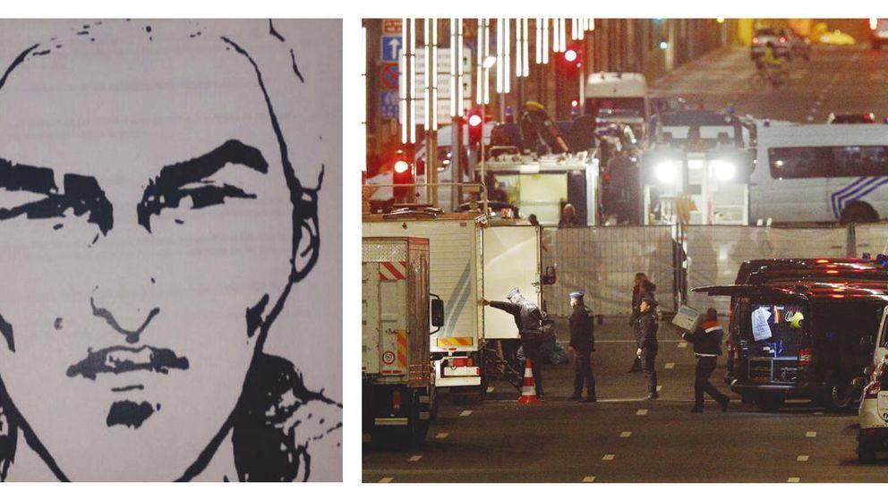 Bélgica busca a un segundo sospechoso del atentado en el metro