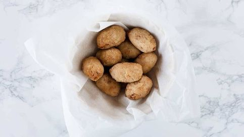La receta para hacer las mejores croquetas de jamón y pollo
