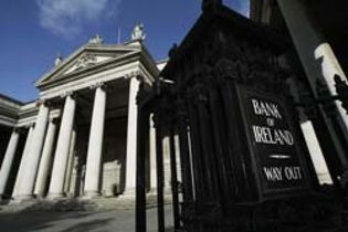 Foto: Dos fondos demandarán al Gobierno irlandés por aplicar quitas del 90% a la deuda del banco AIB