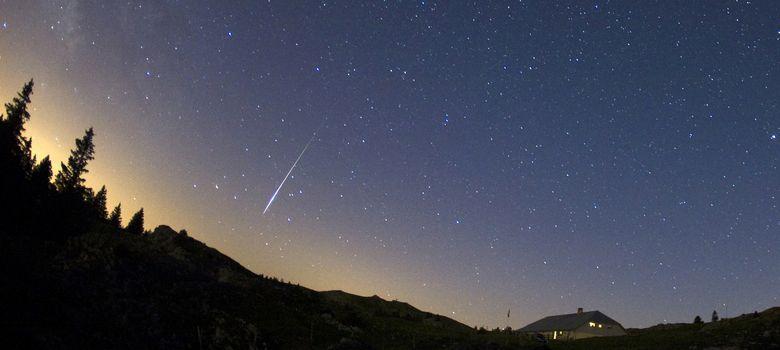 La lluvia de estrellas más intensa y brillante de 2014 tendrá lugar esta noche