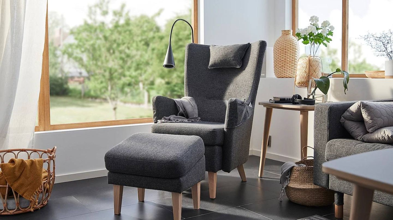 El sillón de Ikea que tu salón necesita. (Cortesía)