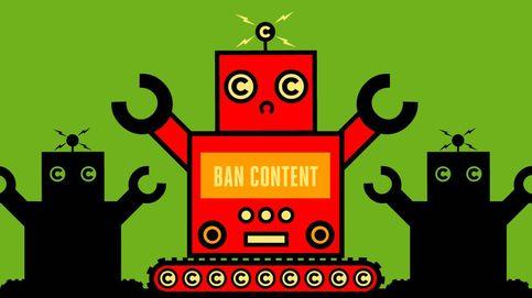 Golpe a internet en Europa: aprobada la ley de copyright que lo cambia todo