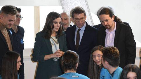 El tuit de Pablo Iglesias sobre doña Letizia que ha indignado a los monárquicos