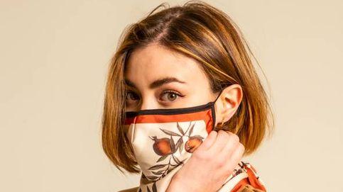 La moda de la mascarilla-pañuelo que aman Eugenia Silva y Olivia Palermo