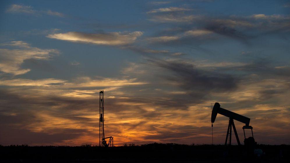 Foto: Imagen de una extracción de petróleo en Estados Unidos. (Reuters)