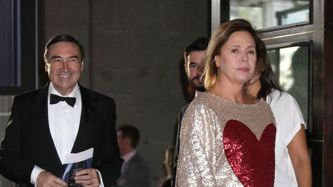 Pedro J. Ramírez y Ágatha Ruiz de la Prada se han separado