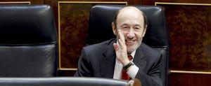 Rubalcaba no cree que la izquierda abertzale pueda convencer a ETA de que deje las armas