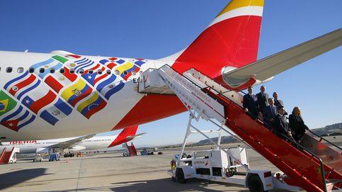 Iberia mete una escala para ir a Venezuela y evita que la tripulación duerma en Caracas