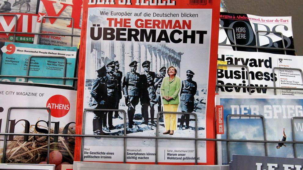 La traición de Merkel y el susto de Rajoy
