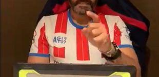 Post de El patriotismo de Salva Ballesta y cómo atiza a Pablo Iglesias por criticar a Amancio Ortega
