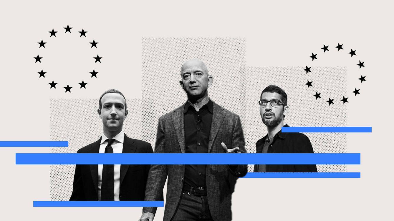¿Qué quiere hacer la Unión Europea con los gigantes digitales?
