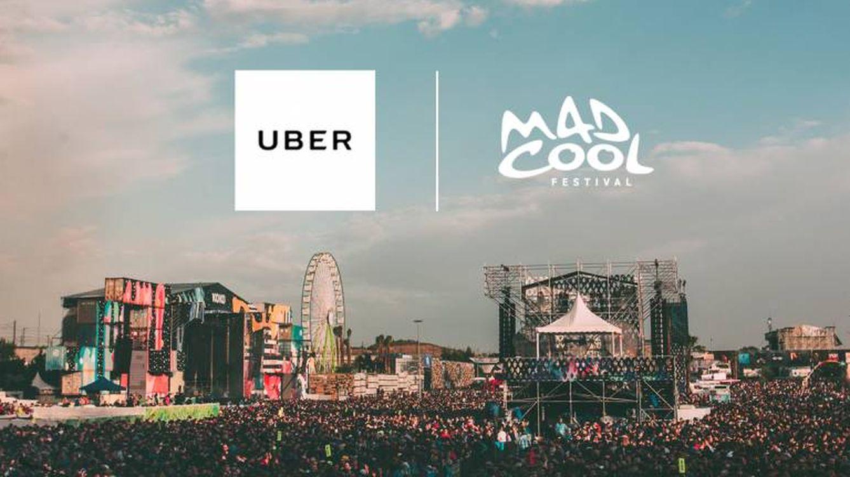 Colas de horas y 90€ por 10km: caos en la 'promo' exclusiva de Uber en el Mad Cool