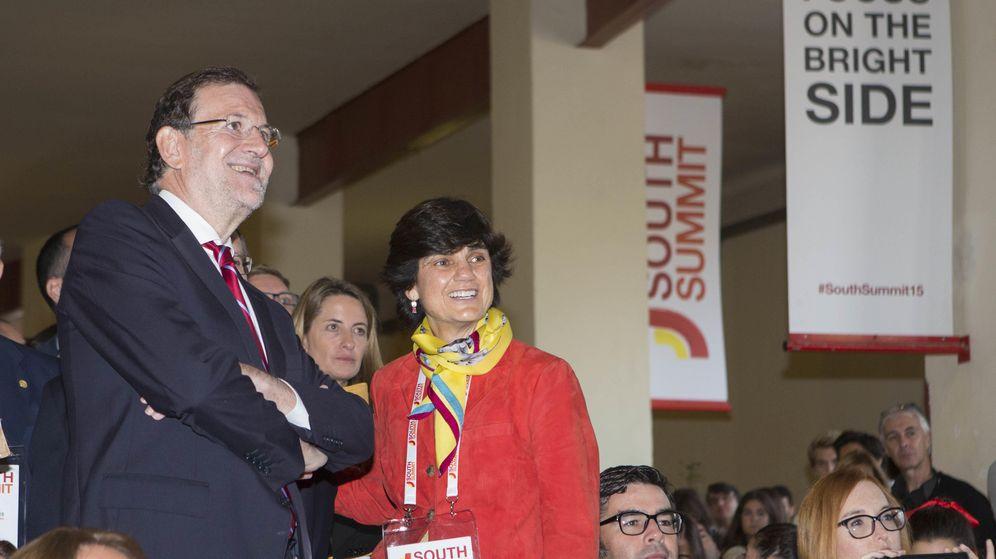 Foto: Mariano Rajoy visita el South Summit (Foto: South Summit)