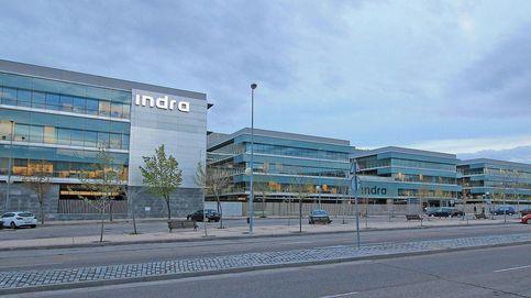 Indra gana 34 millones de euros en el primer semestre, un 7,8 % menos