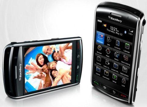 BlackBerry se reinventa con la Storm 2