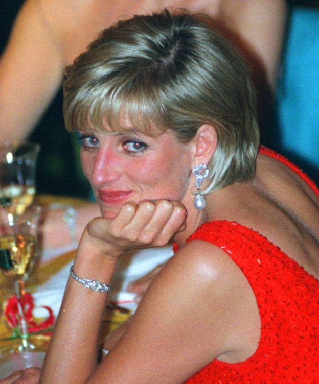 Foto: La princesa Diana en una imagen de archivo. (Gtres)