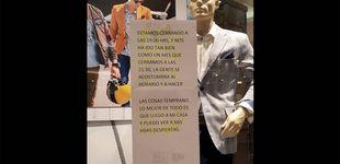 Post de Una tienda pone un cartel explicando por qué cierra antes y se vuelve viral