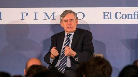 """Gordon Brown advierte a los catalanes: """"La independencia es solo un eslogan"""""""