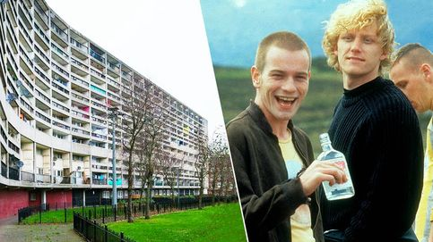 Drogas, brutalismo y 'Trainspotting': la historia de los Banana Flats escoceses