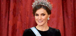 Post de Algo pasa con la tiara Rusa de la reina Letizia
