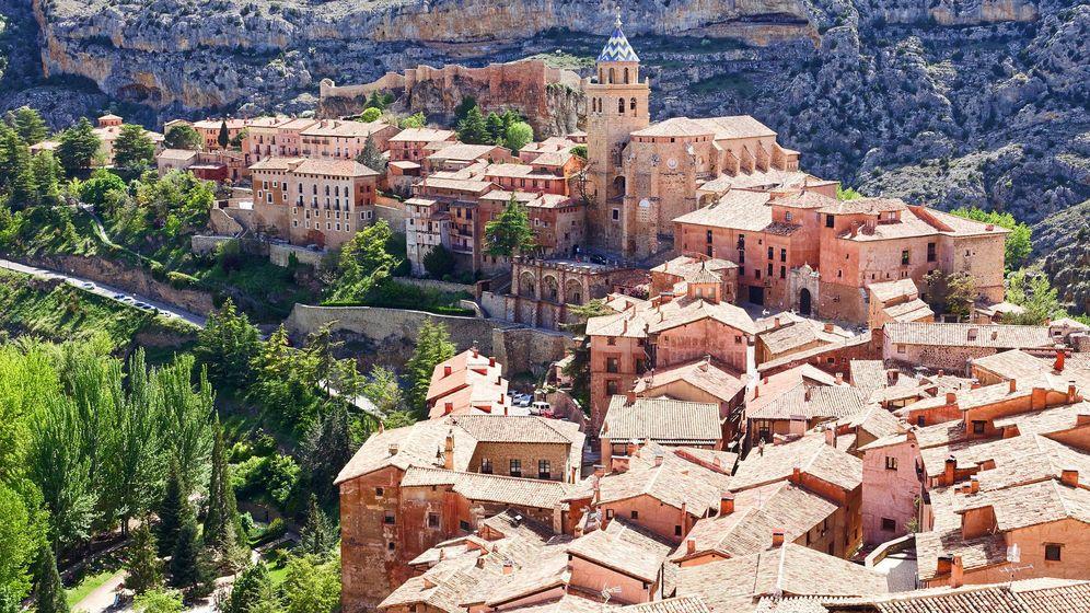 Foto: Albarracín, en Teruel (Creative Commons)