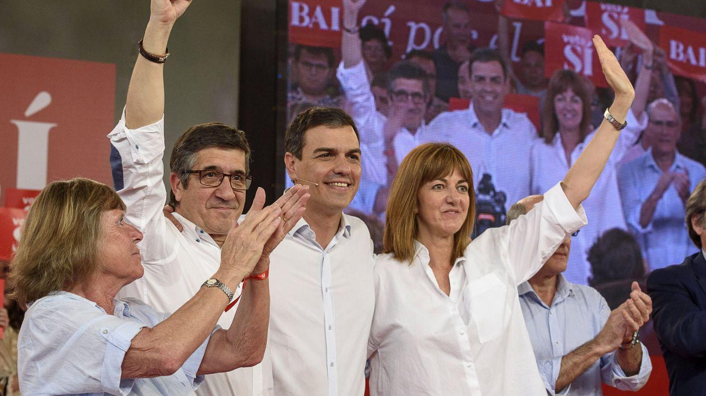 El PSOE saca orgullo de partido frente a un Podemos que quiere destruirlo