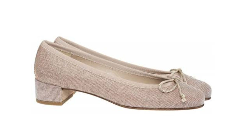 Los zapatos de Leonor.
