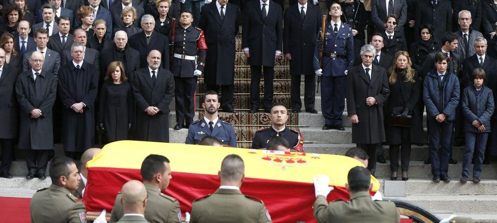 Foto: Último adiós a Suárez