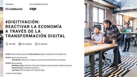 #Digitivación: reactivar la economía a través de la transformación digital
