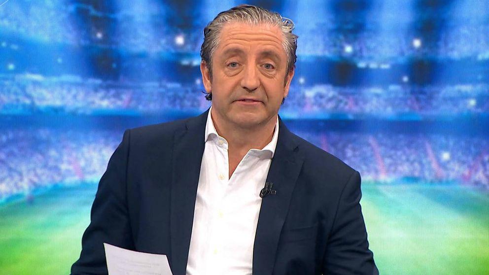 Josep Pedrerol regresa a 'El chiringuito' con un mensaje a su equipo