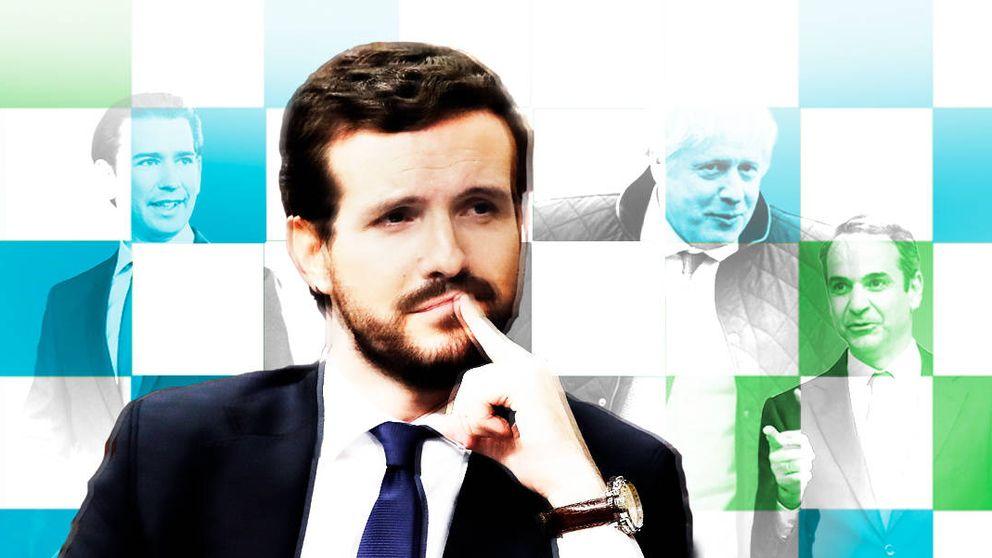 El 'zugzwang' de Casado: cómo puede evitar el Partido Popular el jaque mate de Vox
